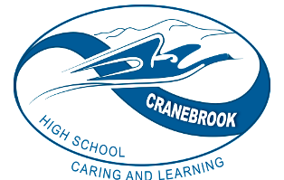 Cranebrook High School logo